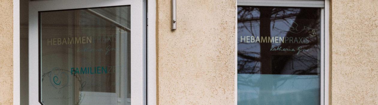 Außenansicht Tür